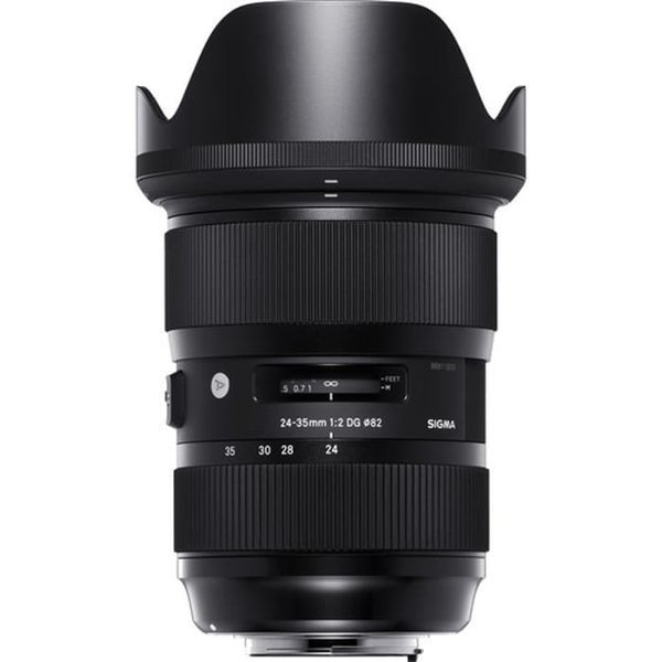 LENSA SIGMA 24 35MM F2 DG HSM A ART FOR CANON